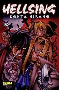 HELLSING 10 ultim nº par Kohta Hirano