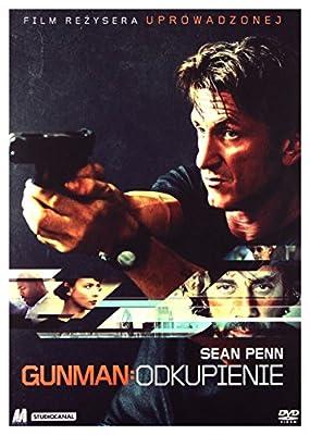 The Gunman [DVD] [Region 2] (IMPORT) (Keine deutsche Version)