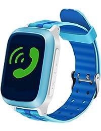 "NAVIFORCE 1.44"" LCD Reloj Elegante Para Niños Teléfono GPS Tracker Call / SOS / Ranura para tarjeta SIM / Electronic Electronic / Alarm para iOS y Android"