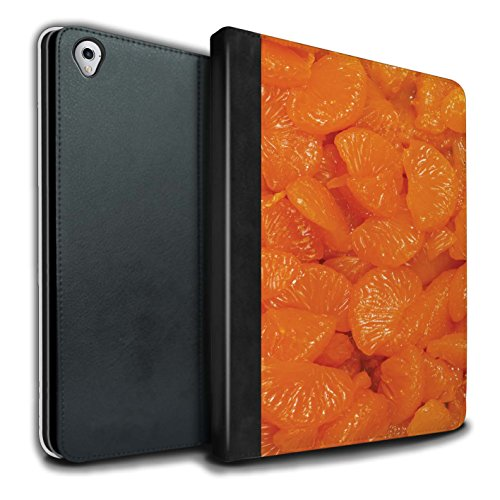 stuff4-pu-leather-book-cover-case-for-apple-ipad-pro-97-tablets-tangerine-design-juicy-fruit-collect