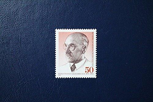 Robbert´s Briefmarken Berlin MiNr. 492, 100. Geburtstag von Prof. Ferdinand Sauerbruch, postfrisch