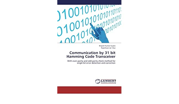 Buy Communication by 31 bit Hamming Code Transceiver: With