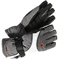 Ultrasport Damen Funktions-Ski-/Snowboard-Handschuhe mit Thinsulate Insulation und Ultraflow 10.000