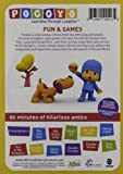 Pocoyo:  Fun & Games [DVD] [Region 1] [US Import] [NTSC]