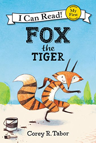 Fox the Tiger (My First I Can Read)