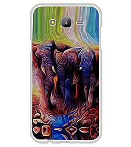 Painting 2D Hard Polycarbonate Designer Back Case Cover for Samsung Galaxy On5 (2015) :: Samsung On 5