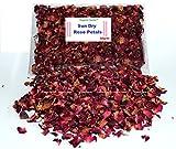 organic herbs Bio Kräuter Getrocknete Rosenblätter rot, 30g Beutel Tee vorsingen Home Decor Herbal Craft Auto Parfüm