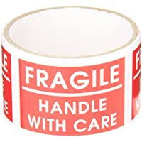 TapeCase Etiketten Fragile, Handle With Care, SHIPLBL-036-50, 50 Stück pro Packung