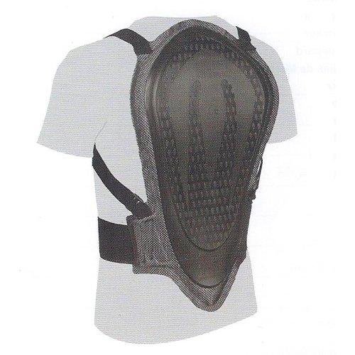 Preisvergleich Produktbild Tucano Urbano 8091 CE APPROVED BACK PROTECTOR - CE EN 1621-2 / 03 type B1 approved back protector (waist-shoulder 42 cm),  Schwarz,  Einzig Groesse