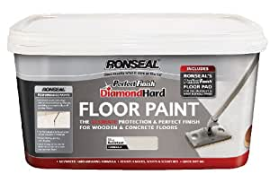 Ronseal Dhpffaithfull Power Plus25 2 5l Diamond Hard