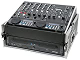 citronic CDM10:4 MK5 19-Inch 4 Channel USB Mixer with 17 Inputs