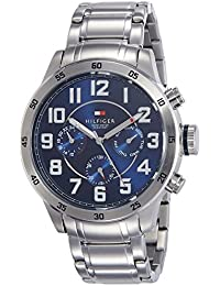 Tommy Hilfiger Analog Blue Dial Men's Watch - NATH1791053