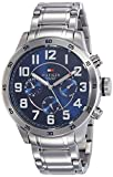 Tommy Hilfiger Analog Blue Dial Men's Watch - NATH1791053