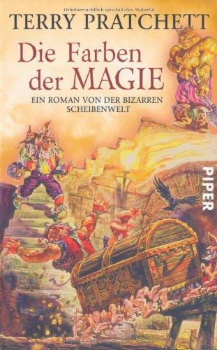 Buchseite und Rezensionen zu 'Die Farben der Magie: Ein Roman von der bizarren Scheibenwelt' von Terry Pratchett