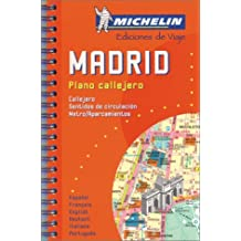 Michelin Madrid Mini-Spiral Atlas No. 2042 (Michelin Maps & Atlases) by Michelin Travel Publications (2000-02-01)