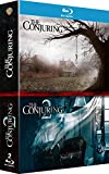 Conjuring : les dossiers Warren + Conjuring 2 : le cas Enfield [Blu-ray]