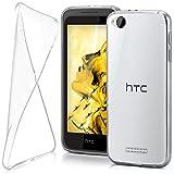 OneFlow Schutzhülle für HTC Desire 320 Hülle Silikon