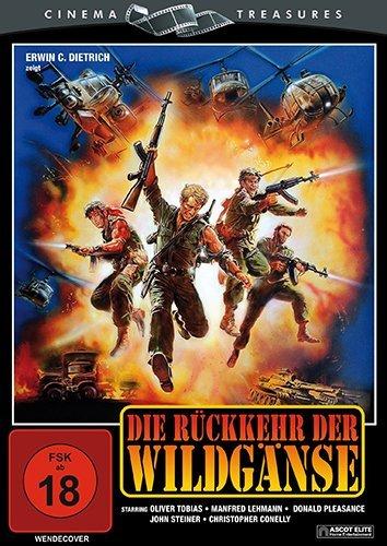 Bild von Operation Nam ( Cobra Mission ) [ NON-USA FORMAT, PAL, Reg.2 Import - Germany ] by John Steiner