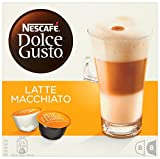 Product Image of Nescafé Dolce Gusto Latte Machiato, Pack of 3 (Total 48...