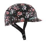 Sandbox Classic 2.0Low Rider Wasser Helm, Large, Schwarz Floral matt