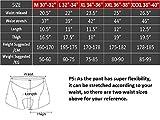 ALLY Fahrradhose mit 3D COOLMAX Sitzpolster für Herren - 4