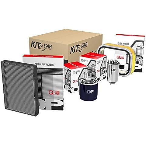 Open Parts KFF0039 Filtro Abitacolo e Filtri (N. 6 Del Carburante Olio)