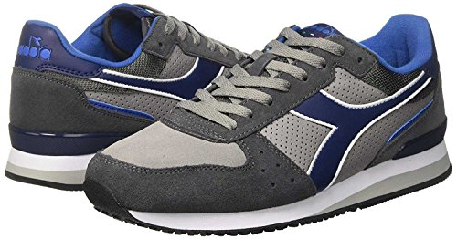 Diadora Malone S, Sneakers Basses Homme 75067 - GREY PALOMA