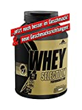 PEAK Whey Selection Cookies & Cream 1800g | über 40% Isolatanteil | Premium Molkenprotein mit L-Leucin | BCAA | Arotop Qualitätssiegel durch Qualitätskontrollen in Deutschland | Proteinshake für Bodybuilding, Kraftsport und Fitness | Eiweißpulver |