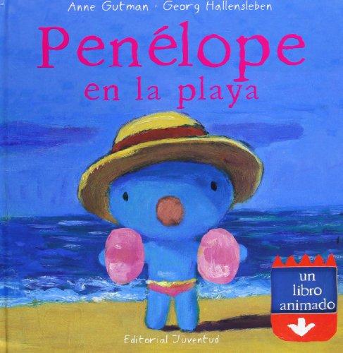 Penelope en la playa por Gutman - Hallensleben