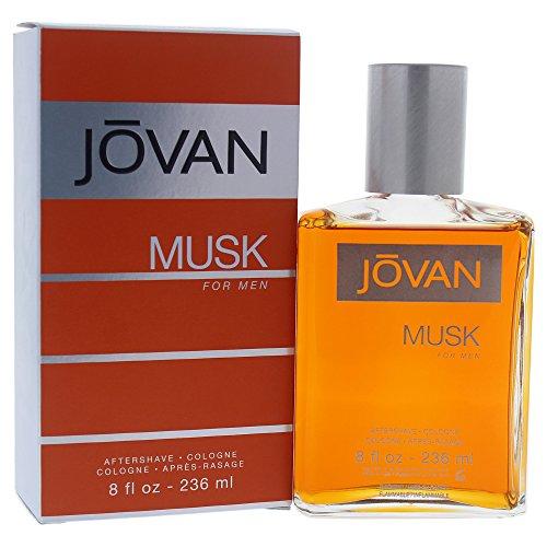 Coty Jovan musk for men after shave cologne 236 ml
