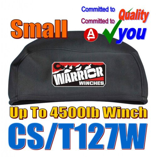 Winch Cover Small Trailer Boat Recovery Heavy Duty Neoprene Up to 4500lb CS/T127W Test