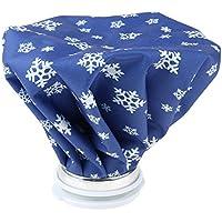 Preisvergleich für MagiDeal Eisbeutel, 2 Stück (6 Zoll 9 Zoll und 11 Zoll) heiß und Kalt Wiederverwendbar Eisbeutel, Erleichterung...