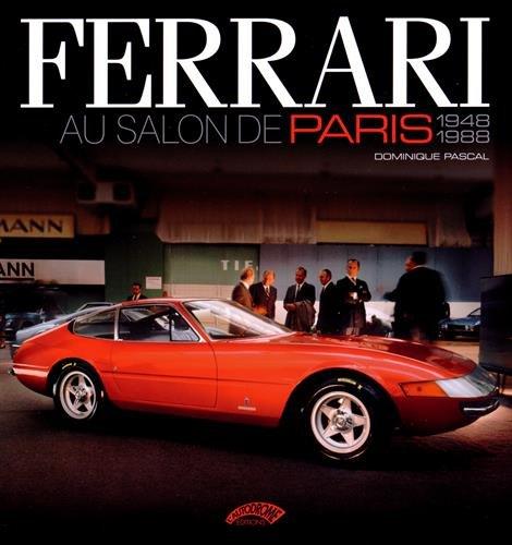 Ferrari au salon de Paris
