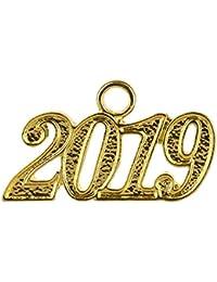 Lierys Ciondolo Data 2019 per Cappello di Laurea Donna Uomo  e566eda51ff8