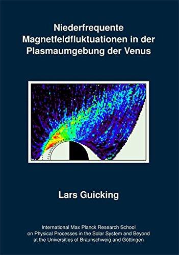 Niederfrequente Magnetfeldfluktuationen in der Plasmaumgebung der Venus