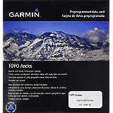 Garmin Topo Andes Carte Micro SD/SD pour GPS