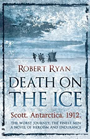 Death on the ice ebook robert ryan amazon kindle store enter your mobile number or email address below and well send you a link to download the free kindle app then you can start reading kindle books on your fandeluxe Ebook collections