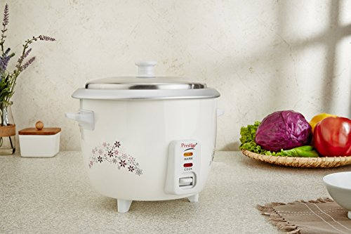 Prestige-Delight-PRWO-1-Litre-Electric-Rice-Cooker-White