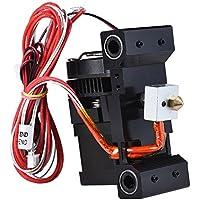 Aibecy 3D Impresora Extrusora Alimentador Alimentador Kit Boquilla Motor de 1.75mm Filamento Diámetro Anet A6 i3 DIY Impresora 3D
