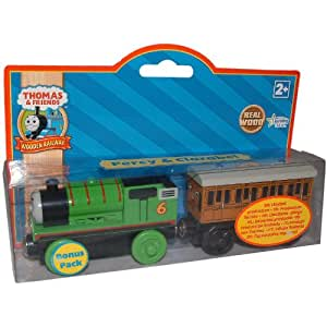 Thomas & Ses Amis - Percy & Clarabel : Trains en bois