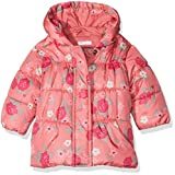 United Colors of Benetton 2AW55330E Chaqueta, Rosa (Pink Flower Print), 9 Mes para Bebés