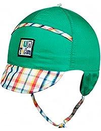 EveryHead Fiebig Veraniego Gorros Con Cintas De Unión Protección Uv Gorro  Pantalla Visera Sombrero Del Verano ffeb7241f02