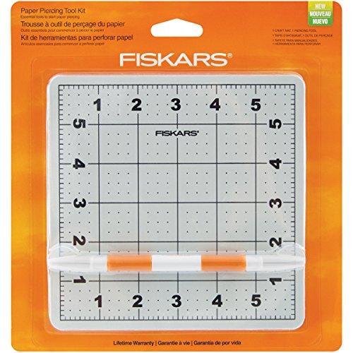 Fiskars 118860Papier Piercing Tool Kit (Piercing Kit De)
