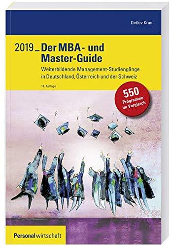 Der MBA- und Master-Guide 2019