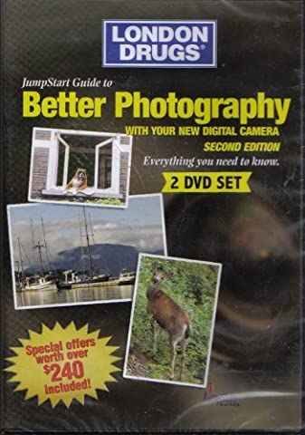 JumpStart Guide to Better Photography with Your New Digital Camera (Everything You Need to Know; 2 DVD Set)