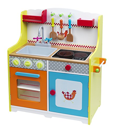 ItsImagical 88663 - Fresh Farm Grand Chef Kitchen Cucina con Accessori