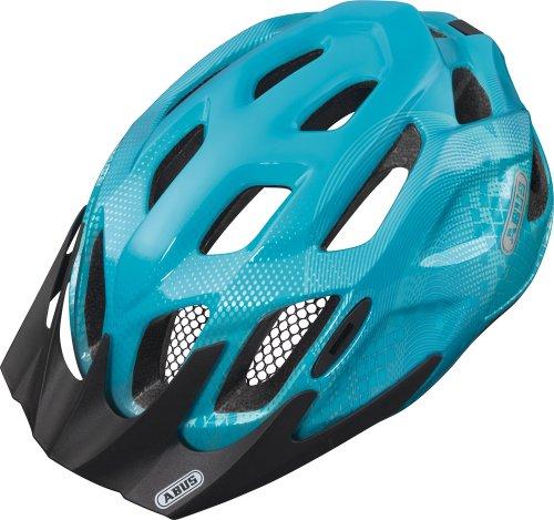 ABUS Fahrradhelm MountX, Blue, 53-58 cm, 55124
