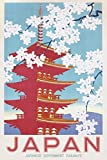 Close Up Japan Poster Japanese Government Railways (61cm x