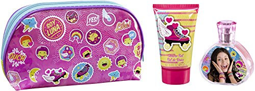 SOY LUNA Soy luna beauty-set 1er pack eau de toilette 50 ml pflegendes duschbad 100 ml