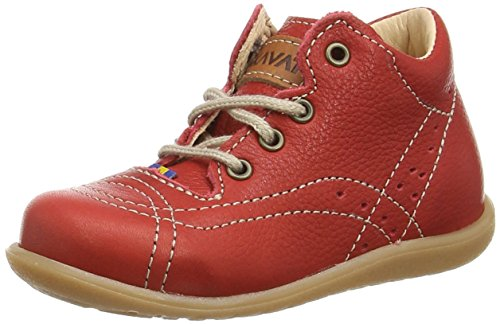 Kavat  Edsbro EP, Chaussures Bébé marche mixte bébé Rouge - Rot (99)